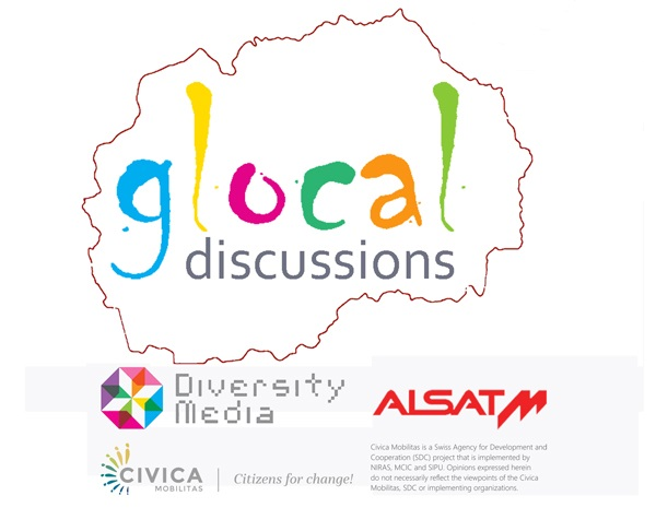 Glokal discussions logo