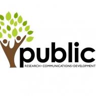 """Асоцијација за истражување, комуникации и развој """"Паблик"""""""