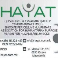 Здрузение за хуманитарни цели ХАЈАТ